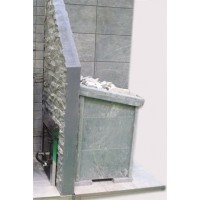 Банная печь Kastor  NARVI  - 50(R) JK в камне