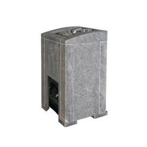 Банная печь Kastor KS 27 Прима в камне