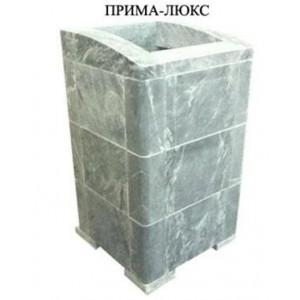 Банная печь Kastor KSIS 27 JK Прима-Люкс в камне