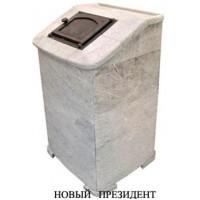Банная печь Kastor KS 20 JK Новый Президент в камне