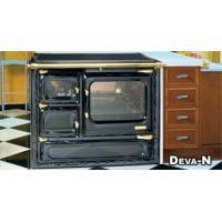 Печь отопительно-варочная HERGOM Deva 100 Luxe