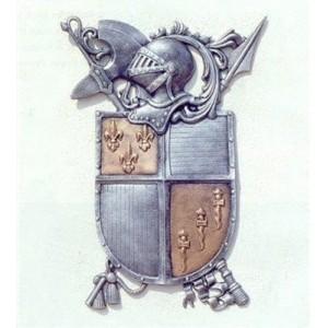 Герб декоративный DM50
