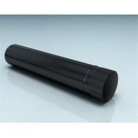 Дымоход одностенный о,5 мм d=115 мм L=0,5 м