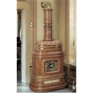 Дровяной камин Sergio Leoni Corsara