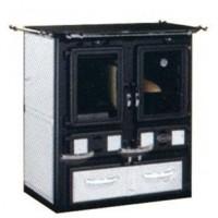 Печь-плита DESIRE 760 (белая)