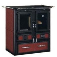Печь-плита DESIRE 760 (бордовая)