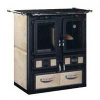 Печь-плита DESIRE 760 (ecrue)