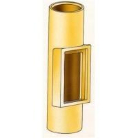 Труба керамическая с ревизией d=140 mm